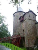 Castell Coch entrance by NuclearJackal