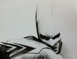 The Batman by Nicksta100