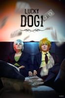 Lucky Dog 1 by KoiCos
