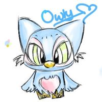 Owly-chan by Evee-Elric