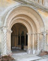 Stock - Wilton Church Door by OghamMoon