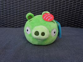 Piggy with sound plush by Gallade007