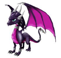 Cynder by Draweraptor