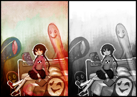 Yume Nikki: Not Alone by gomimushi