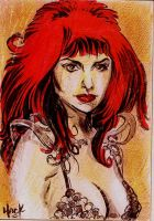 Red Sonja 14 by RobertHack