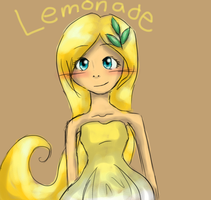 Lemonade Dollicious Fanart by CupcakeCarmen123