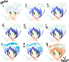 Hair Tutorial by Coco-Tan