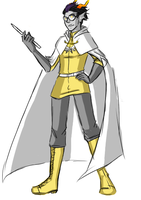Homestuck- Prince of Hope by Cheshiresmiling