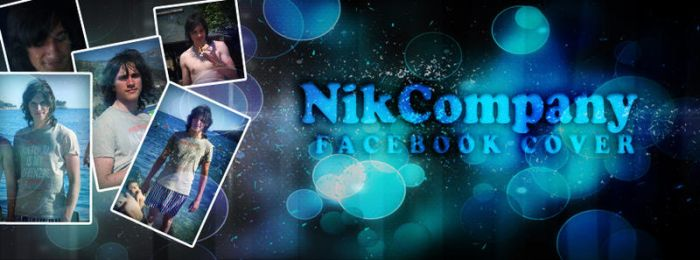 Facebook COVER for my profile by NikCompany