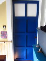WIP - Tardis Door by sonickingscrewdriver