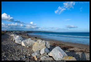 Garryvoe Beach, Cork, Ireland by fluffyvolkswagen