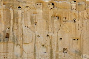Rock Face by Plurkis