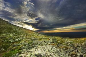 Mt. Madison by rapidvision