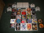 SEGA Dreamcast Collection 1of2 by the-heartagram