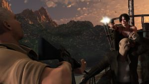 Tomb Raider Reborn: Lara Shootout - Close-Up by AOGRAI