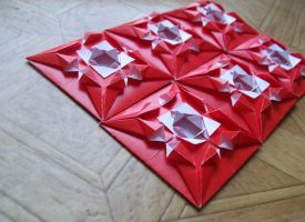 Kusudama 19 - WIP by lonely--soldier