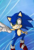 Sonic Again? by chobitsG