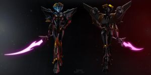 TFP - Windblade by X4vrztesp