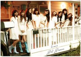 SNSD for ever 9 by B2STObsessd