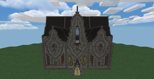 Imperial Cathedral by Krediath