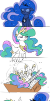 Hair Sparkles by Dreatos