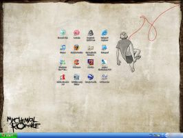My Desktop by JoaoAntonio