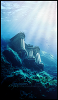 The Poseidon's Organ by talline-occrerou