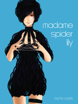 Art Trade : Spider Lily by maszeq