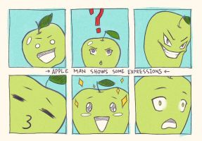 Appleman by shallete