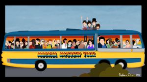 Magical Mystery Tour by Cranimation