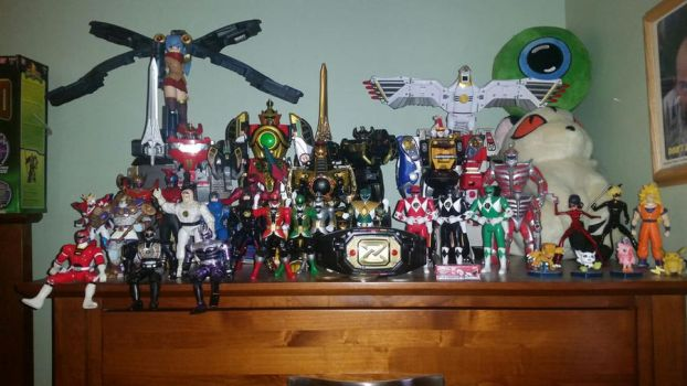 My Collection thus far w/ New Addition by DragoKnight88