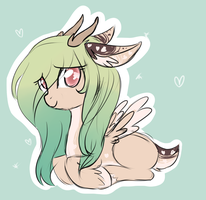 Pegasus Deer Auction! CLOSED by MagisterAdopts