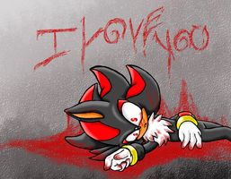 i love you... +++color by JezzTheHedgehog