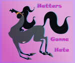Hatters Gonna Hate by LadyLaura97