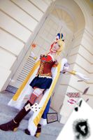 Love Live! - Magician Ayase Eli by Xeno-Photography