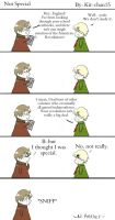 APH - Not Special by kakkujapojat