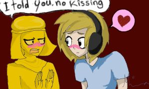 Stephano and Pewdiepie by kylexcraig