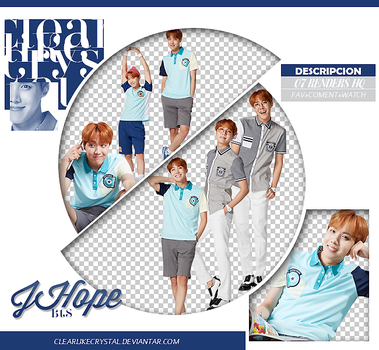 #089 | Pack PNG | JHope | BTS by clearlikecrystal