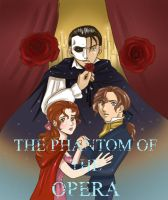 Phantom Of The Opera by jezebel-polizia