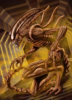 Aliens by Vinz-el-Tabanas