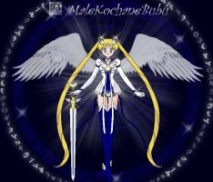Sailor Warrior Moon by MaleKochaneBubu