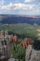 Bryce Canyon 2 by wycked-stock