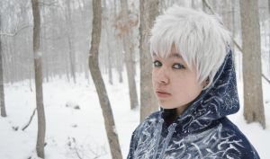 Jack Frost Cosplay by iluvlink12