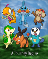A Journey Begins Cover by Fishlover