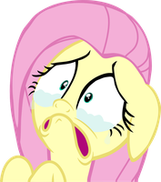 Fluttershy Is Going To Cry by Mighty355
