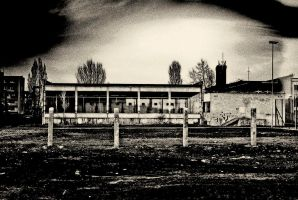 an abandoned school, Kutno. by ThePoet-D80
