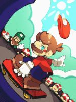 Skateboarding competition. by Uroad7 by Uroad7