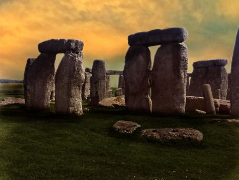 Darkling: Stonehenge by RicksCafe