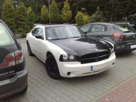 New Charger by Lew-GTR