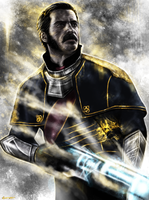 The Order 1886 - Galahad by p1xer